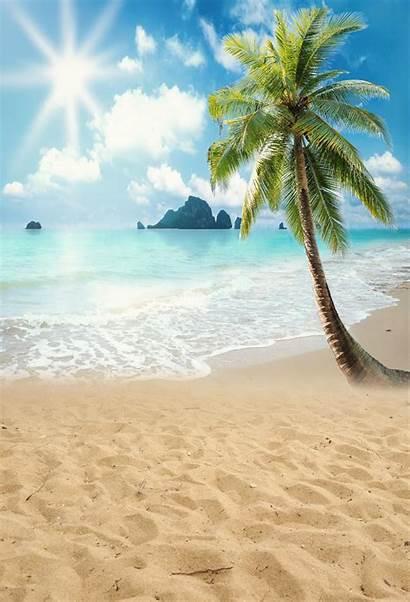 Beach Scenery Backdrop Backgrounds Backdrops Background Seaside