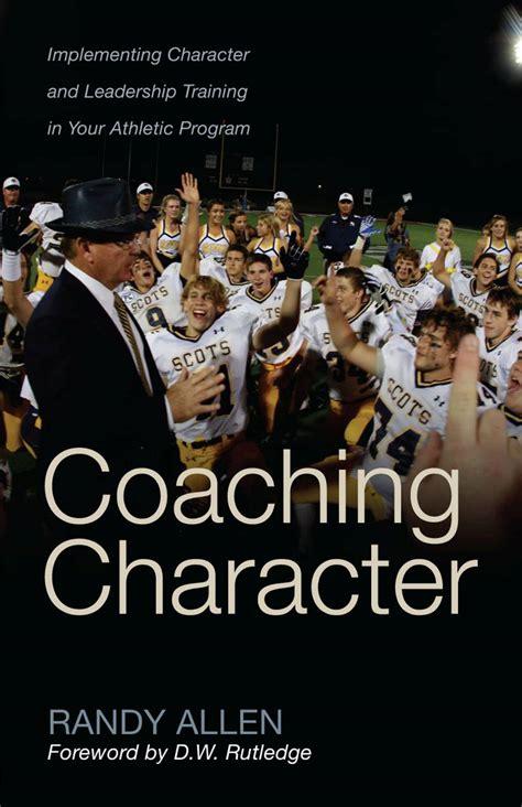 coaching character