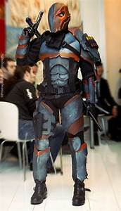 7 best ideas about DC Cosplay:deathstroke on Pinterest ...