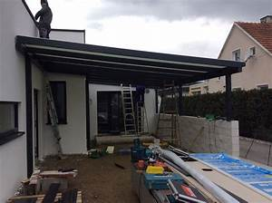 Aluminium Carport Aus Polen : terrassendach carport terrassendach beton cire fertig ~ Articles-book.com Haus und Dekorationen