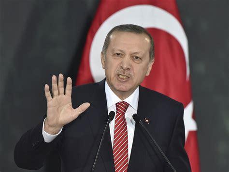turkish president erdogan threatens editor