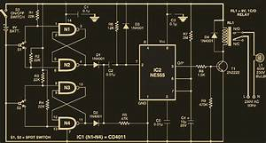 Diagram  Build The Light Sensor Circuits Wiring Diagram