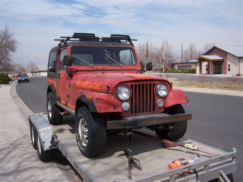 wadsxj  jeep cj specs  modification info