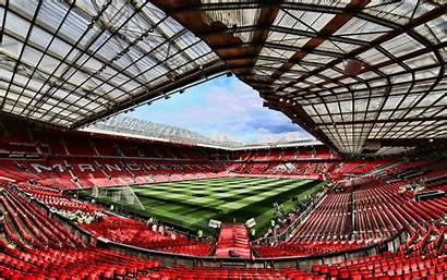 Manchester Trafford United Stadium 4k Wallpapers Soccer