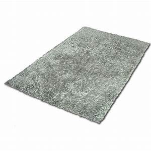 tapis gris shaggy lilou l160 x l230 cm leroy merlin With tapis but gris