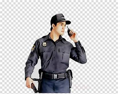 Guard Security Indian Police Clipart Officer India