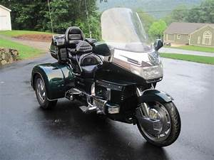 1997 Honda Goldwing Gl 1500 Se W   2011 Csc For Sale On