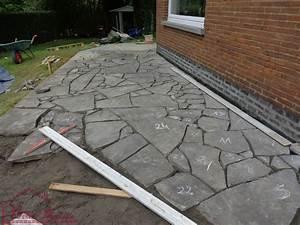 terrasses en pierre renovations construire pierre beton With superior maison bois et pierre 6 renovations construire terrasses en bois beton pierre