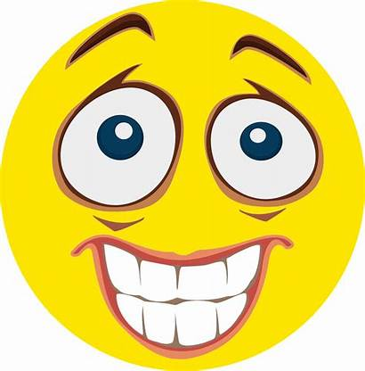 Worried Face Emoticon Clipart Nervous Clipartmag