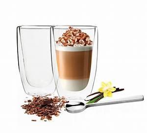 Latte Macchiato Löffel : 2 doppelwandige latte macchiato gl ser 450ml mit 2 ~ A.2002-acura-tl-radio.info Haus und Dekorationen