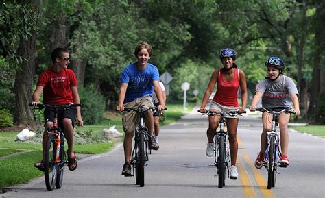 Encourage Road Biking  Try This