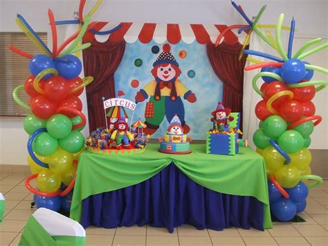 party rentals fort lauderdale circus balloon decoration party favors ideas