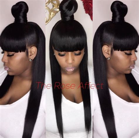 938 best cute styles bangs buns ponytails up do 39 s images
