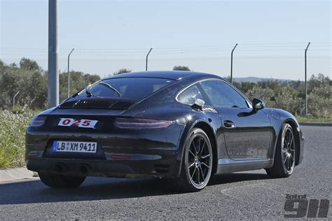 EXCLUSIVE: Porsche 992 spotted testing already | Total 911