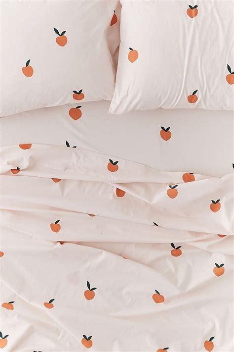 allover fruit sheet set in 2019 home room inspiration
