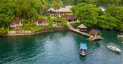 solitude lembeh resort bitung north sulawesi indonesia