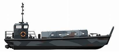 Landing Craft Personnel Vehicle Damen 1604 Lcvp