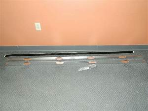 New Oem Ford Pick Up Truck Chrome Top Side Bed Rail Kit