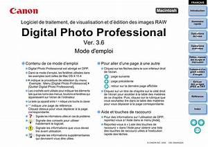 Multimetre Digital Mode D Emploi : mode d 39 emploi canon digital photo professional version 3 6 ~ Dailycaller-alerts.com Idées de Décoration