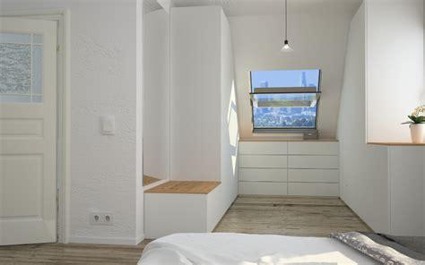 kleines schlafzimmer begehbarer kleiderschrank begehbarer kleiderschrank im schlafzimmer