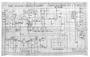 Selmer Clavioline Tone Generator Schematic