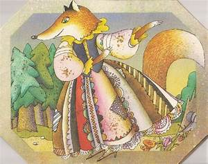 Library things: The fox in Russian book illustrations