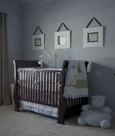 Kinderzimmer Wand Ideen Junge by Awesome Brown Stained Mahogany Wood Crib Mixed Light