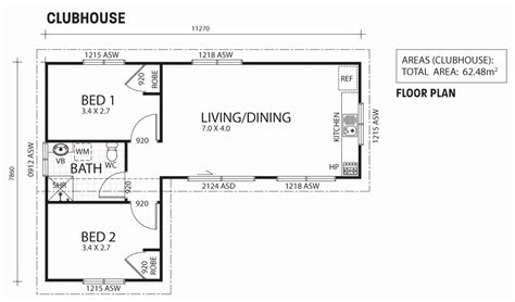 Bedroom Floor Exercises by Flat Floor Plans 2 Bedrooms New Clubhouse Two