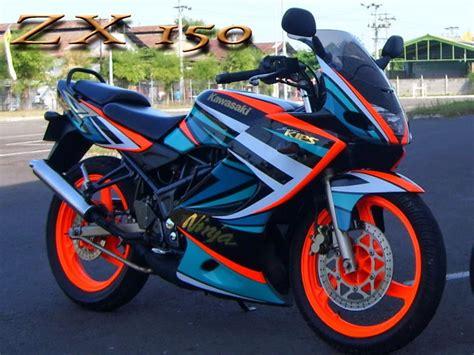 Modifikasi Suzuki Thunder Japstyle Thecitycyclist