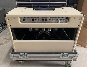 Blonde Mesa Boogie Lone Star 1x12 Combo W  Fitted Roadcase