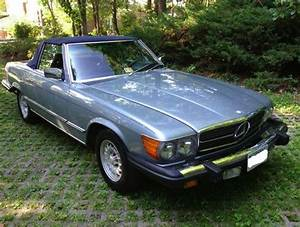 Sell Used Gorgeous  1984 Mercedes Benz 380sl In Blacksburg
