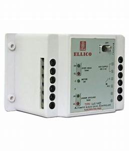 Buy Ellico Analog Water Level Controller Online At Low