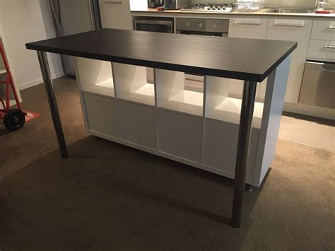 bureau bench cheap stylish ikea designed kitchen island bench for