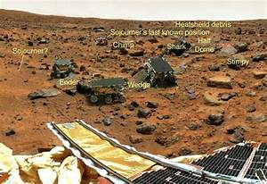 Mars probe may have spotted lost rover | New Scientist