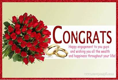 Congratulations Engagement Wishes Congrats Happy Wishing Anniversary