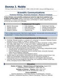 Best Resume Examples Getessay Biz