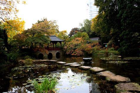 Japanischer Garten, Leverkusen Ii Foto & Bild