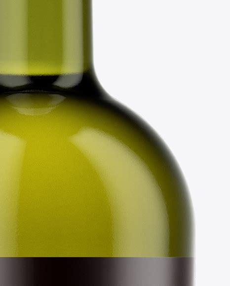 Low to high sort by price: Dead Leaf Green Glass Wine Bottle Mockup in Bottle Mockups ...