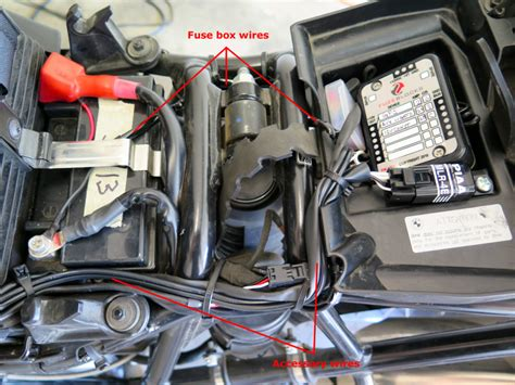 2005 Bmw Fuse Box by R1200gs Fuse Box Exle Pictorial Adventure Rider