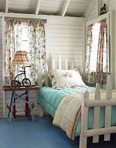 20, Adorable, Country, Bedroom, Ideas, For, Girls