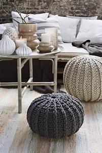 Pouf Pour Salon : avec l automne qui arrive je r ve de cocooning et vous ~ Premium-room.com Idées de Décoration