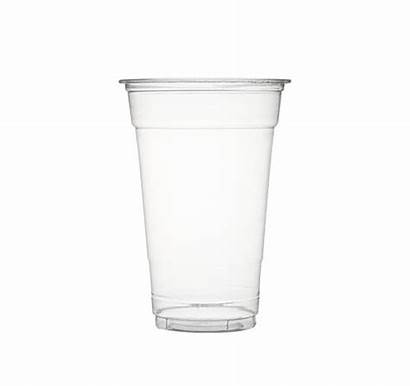 Plastic Clear Cups Smoothie Cup Oz Disposable