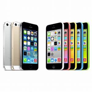 iPhone 5s and iPhone 5c Design Comparison – Gallery ...