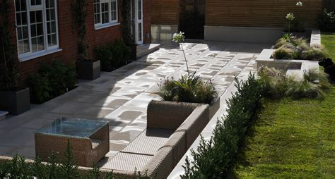 Slate Grey Garden Design Landscaping  Tunbridge Wells, Kent