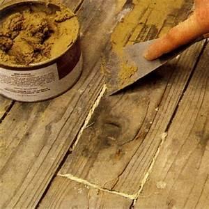 reussir la renovation d39un parquet With pate a bois parquet
