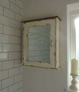 shabby chic mirrored bathroom cabinet shabby vintage style mirrored aid cupboard 24099