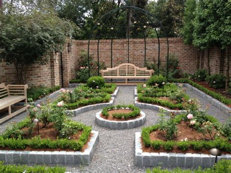 Victorian Garden Design Ideas