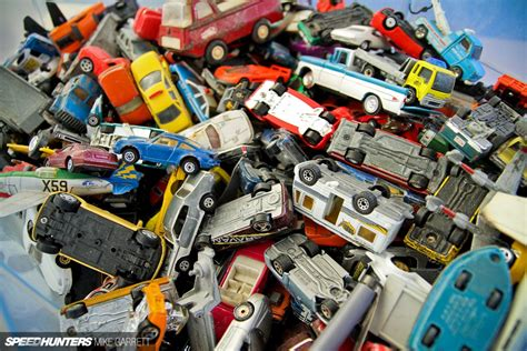small toy cars small cars big memories a pile of old toys speedhunters