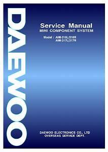 Daewoo Ami 316  317 Audio Pdf  U2013 Diagramasde Com