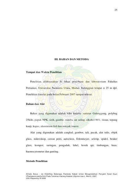 penyakit karat daun kedelai